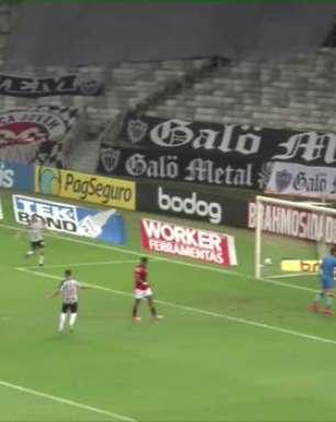 SÉRIE A: Gols de Atlético-MG 4 x 1 Atlético-GO