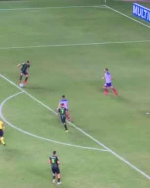 SÉRIE A: Gols de Bahia 3 x 4 América-MG
