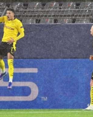 Dortmund confirma venda de Sancho ao Manchester United por R$ 503 milhões