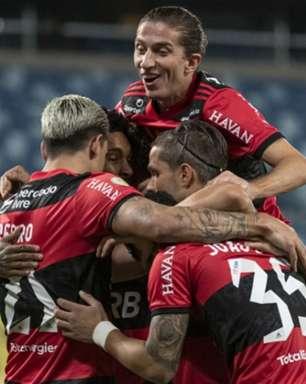 Flamengo sofre no 2º tempo mas vence o Cuiabá e cola no G4