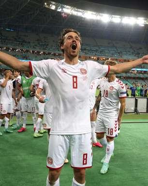 Dinamarca vence a República Tcheca e vai à semi da Eurocopa