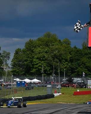 Porto segura D'Orlando e vence corrida 2 da USF2000 em Mid-Ohio