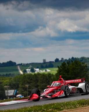 """Ericsson celebra pódio em Mid-Ohio e 5º lugar no campeonato: """"Não poderia ser melhor"""""""