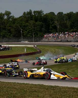 Confira a classificação do campeonato da Indy 2021 após 10 etapas