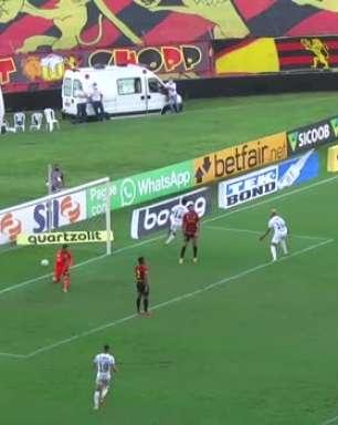 SÉRIE A: Gol de Sport 0 x 1 Palmeiras