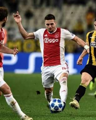 Ajax afirma que não irá vender Tadic nesta janela de transferências