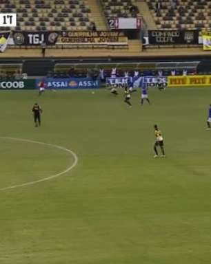 SÉRIE C: Gols de Criciúma 2 x 0 Paraná