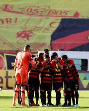 Sport sofre com a falta de gols no Campeonato Brasileiro
