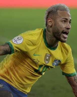 Neymar detona Conmebol por punição contra Gabriel Jesus