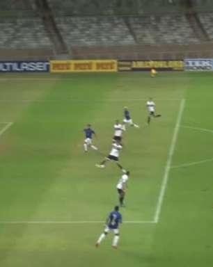 SÉRIE B: Lances de Cruzeiro 0 x 0 Coritiba