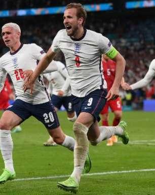 Em casa, Inglaterra bate a Dinamarca e vai à final da Euro