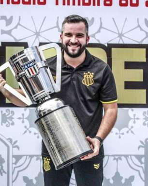 Ex-Guarani, Pedro Soriano é efetivado como gerente de futebol do Sampaio Corrêa