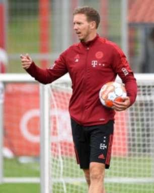 Julian Nagelsmann é apresentado como novo técnico do Bayern e confirma Neuer como capitão