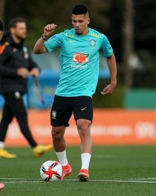 Na Seleção Olímpica, Paulinho revela inspiração em Ronaldo