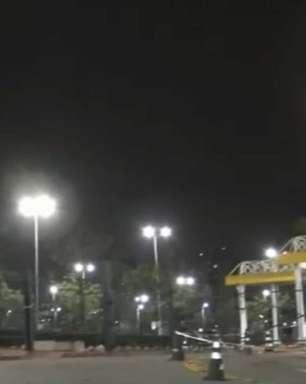 SP: Policial reage a roubo e mata assaltante em shopping