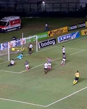 SÉRIE A: Lances de Fluminense 0 x 0 Ceará