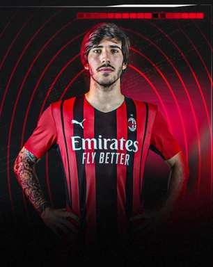Milan anuncia a contratação em definitivo de Sandro Tonali, e jogador comemora: 'Muito feliz'