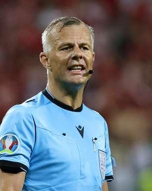 Final da Euro entre Itália e Inglaterra terá juiz holandês