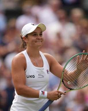 Barty vence e está na final de Wimbledon pela 1ª vez
