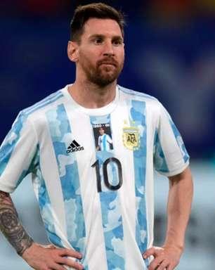 Neymar e Messi são eleitos os melhores jogadores da Copa América