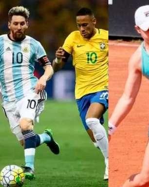 Brasil x Argentina, Brasileirão e mais: o que ver na TV hoje