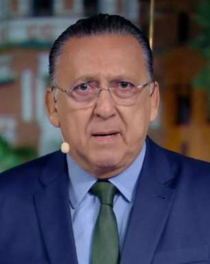 """Galvão se irrita com fim de transmissão: """"Estou indo embora"""""""