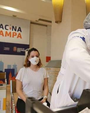 Brasil tem 48,76% da população totalmente imunizada