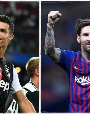 Lionel Messi vs Cristiano Ronaldo: quem tem mais títulos?