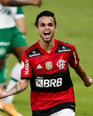 Flamengo sai atrás, mas vira e vence a Chape no Maracanã