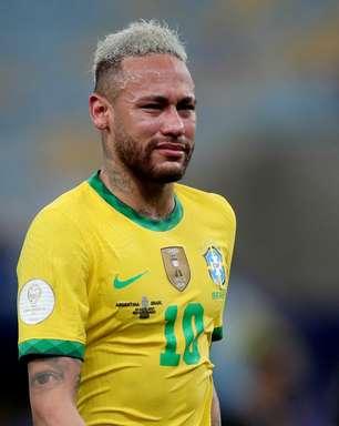 Mimimi de Neymar e Thiago Silva expõe vazio da Seleção