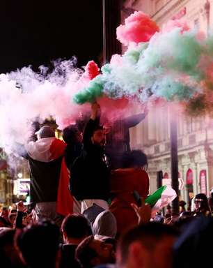 Celebrações da Eurocopa deixam um morto e vários feridos