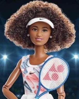 Tenista Naomi Osaka ganha versão Barbie; veja outras atletas que viraram boneca