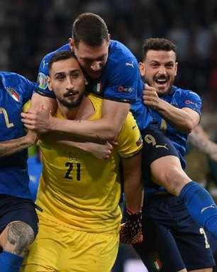 'Não sabia que tínhamos vencido', diz Donnarumma após não comemorar pênalti de Saka na final da Eurocopa