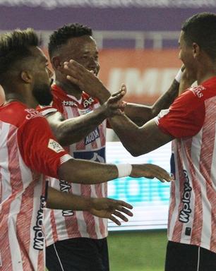 Junior Barranquilla e Libertad duelam na Colômbia pelas oitavas da Sul-Americana
