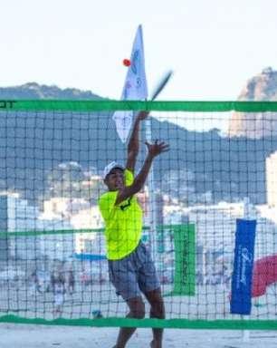 Definidos os campeões da 3ª etapa do Circuito ABTERJ de Beach Tennis