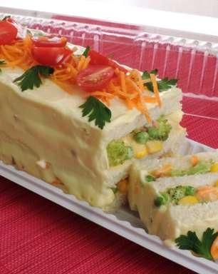 Receitas de torta fria para provar e aprovar