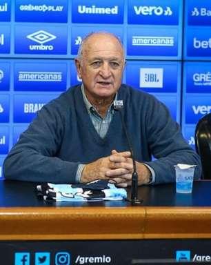 Efeito Felipão! Grêmio não é vazado nos dois primeiros jogos do treinador