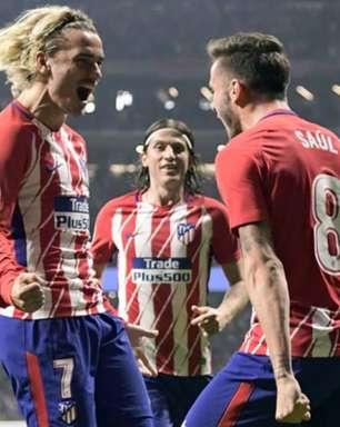 Troca de Saúl, do Atlético de Madrid, por Griezmann, do Barcelona, ganha força na Espanha