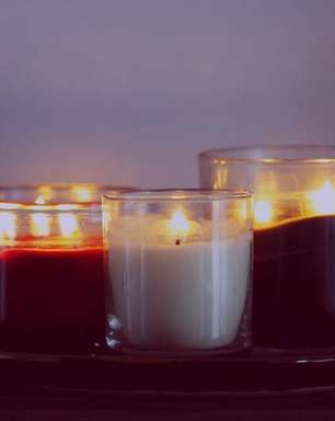 O significado das cores das velas e de suas chamas