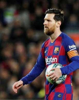 Messi renovará com o Barcelona por cinco anos, diz imprensa