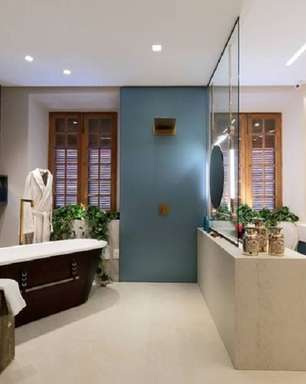 Banheiro Grande: +61 Modelos e Dicas para Decorar o Seu