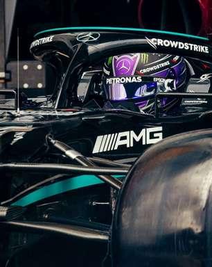 """Hamilton diz que título em 2021 """"talvez seja pedir demais"""""""