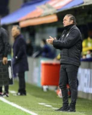 Cuca espera utilizar do fator casa para sair com o resultado favorável diante do Boca no Mineirão