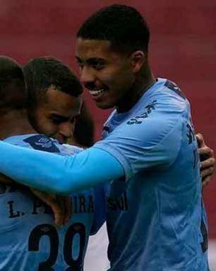 Vitória pela Sul-Americana fez Grêmio encerrar jejum de gols