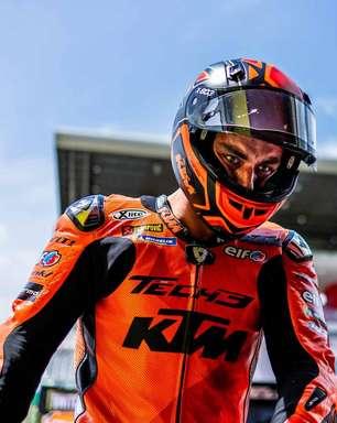 Estagnado, Petrucci sofre na Tech3 e inicia dura missão de seguir na MotoGP em 2022