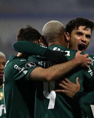Com polêmica, Palmeiras bate a Universidad Católica no Chile