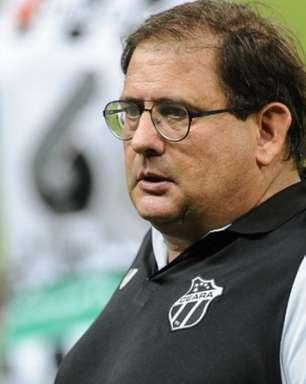Veja a provável escalação do Ceará para encarar o Athletico