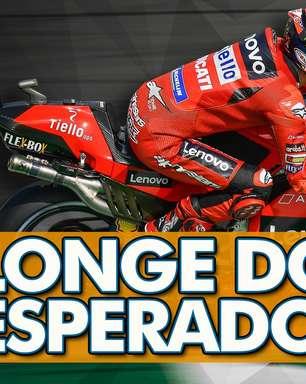 GP às 10: Ducati dá salto com Miller e Bagnaia em 2021, mas precisa de consistência