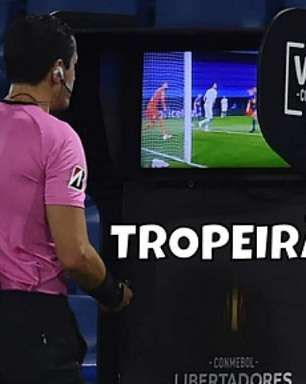 TROPEIRÃOCAST- Até o VAR erra. Ou não? Polêmica na Libertadores