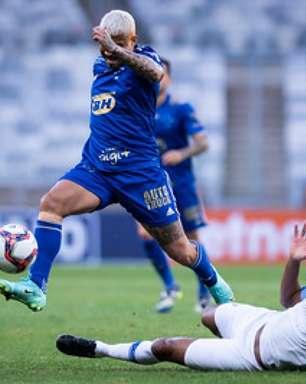 Cruzeiro tem atuação pífia em casa e perde para o Avaí